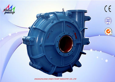 中国 Big Capacity High Head Heavy Duty Slurry Pump In Mine Dewatering 12 / 10 ST - AH サプライヤー